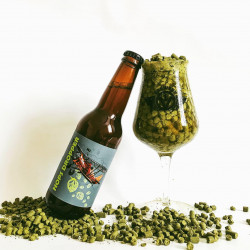 Hops dropper