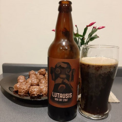 Lutausis Irish dry stout