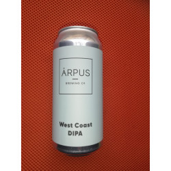 West Coast DIPA