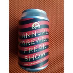 Annual Farewell Freak Show...