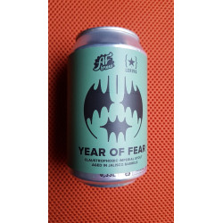 Year of fear  Jalisco...