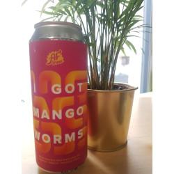 i Got Mango Worms