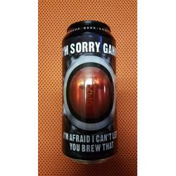 I'm Sorry Gahr (EE)