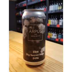 DDH Big Secret Hops DIPA